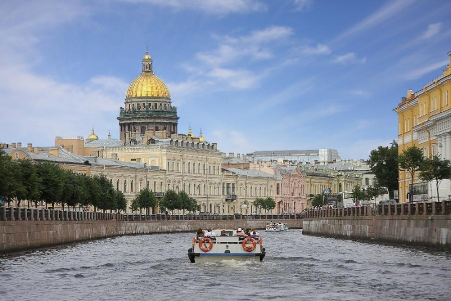 Capital Boat Tours Moscow