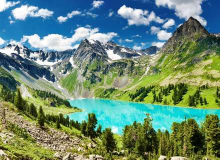 Discover The Wild Beauty Of The Siberian Part Of Russia By Trekking (AL-04)