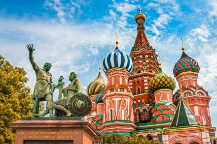 Luxury Moscow & St Petersburg - Travel in the Style of the Tzars (CB-15)