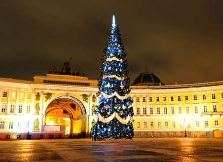 Winter Romance and New Year Fun In The Russian Capitals for Independent Travellers (CB-26)