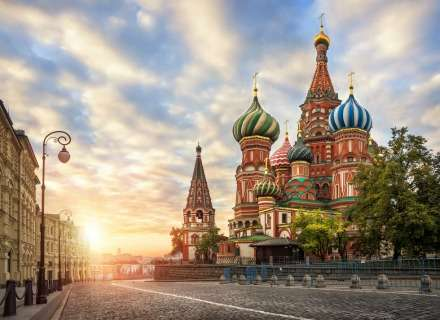 Explore Russia Visa Free by Ferry from Helsinki: St. Petersburg - Moscow - 5 days (VF-01)