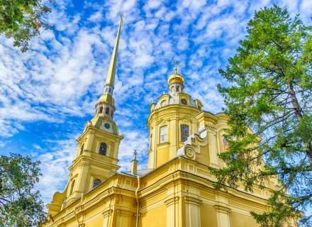 Explore Russia Visa-Free by Ferry from Helsinki: St. Petersburg - 5 days (VF-02)