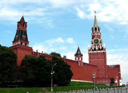 4-Star Russian River Cruise - Moscow - Golden Ring - St. Petersburg - 12 Days (CR-45)