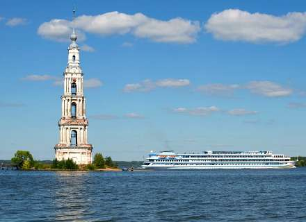 4-Star Russian River Cruise - St. Petersburg - Golden Ring - Moscow - 11 Days (CR-46)
